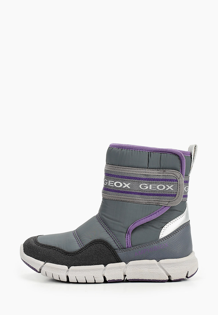 Дутики для девочек  Geox J04APA0FU50C1324