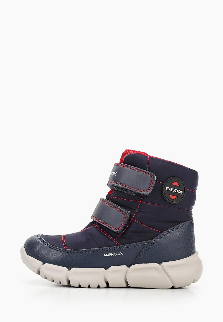 Ботинки для девочек Geox B043PC0LUBUC0735