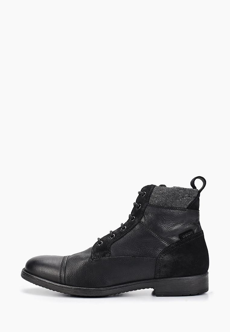 Мужские ботинки Geox U94Y7J04623C9999