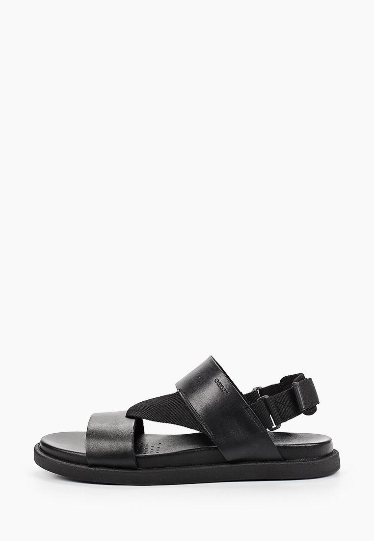 Мужские сандалии Geox U028TB04311C9999