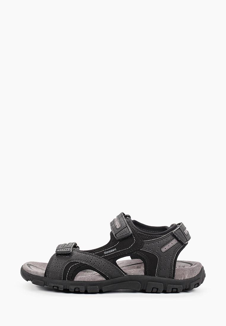 Мужские сандалии Geox U8224D050AUC9310