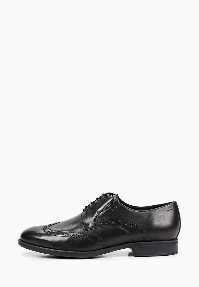 Мужские туфли Geox U029LD00043