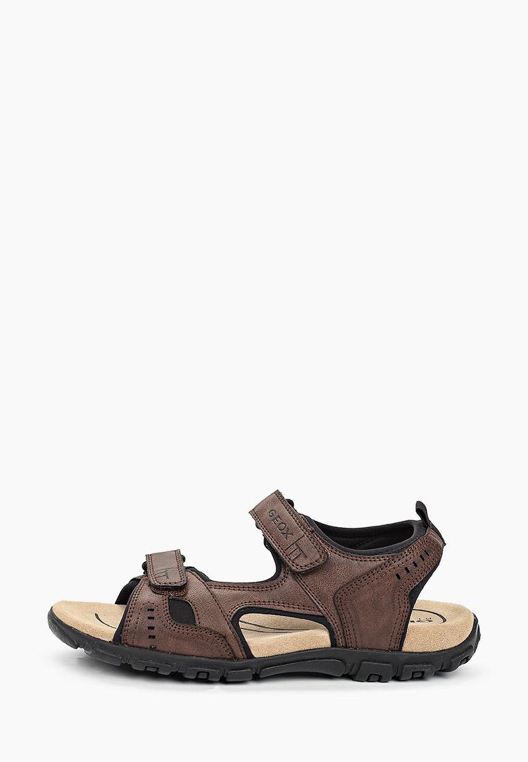 Мужские сандалии Geox U4224A000ME: изображение 1
