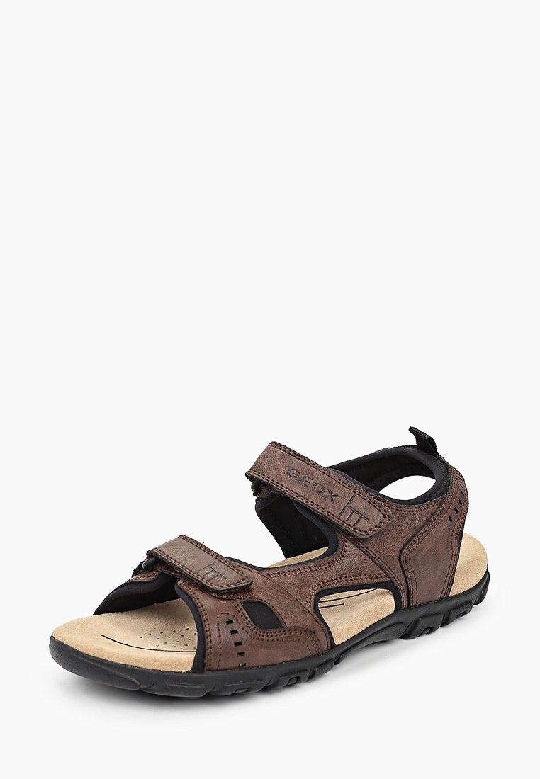 Мужские сандалии Geox U4224A000ME: изображение 2