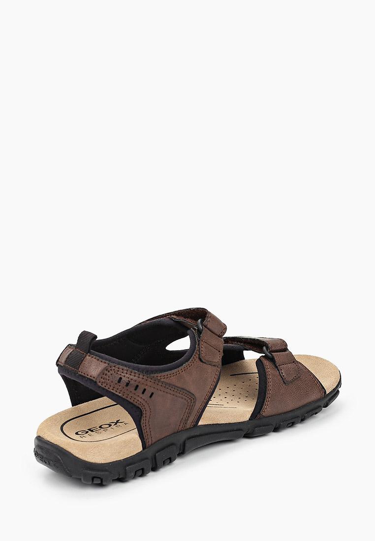 Мужские сандалии Geox U4224A000ME: изображение 3