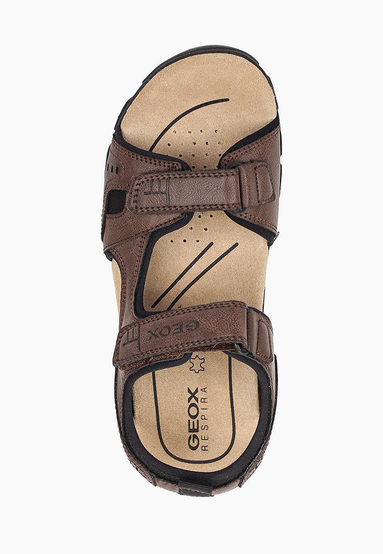 Мужские сандалии Geox U4224A000ME: изображение 4
