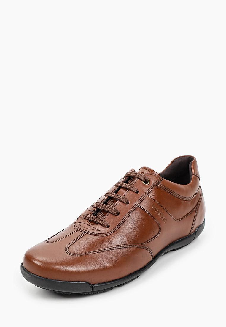 Мужские кроссовки Geox U023BA043BC: изображение 2