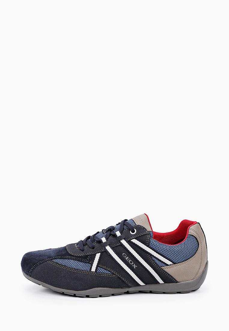Мужские кроссовки Geox U023FC0AU14