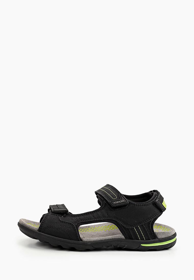 Мужские сандалии Geox (Геокс) U029CA000EK