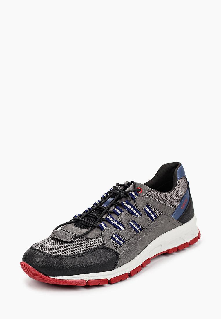 Мужские кроссовки Geox U04A7A0PT14: изображение 2