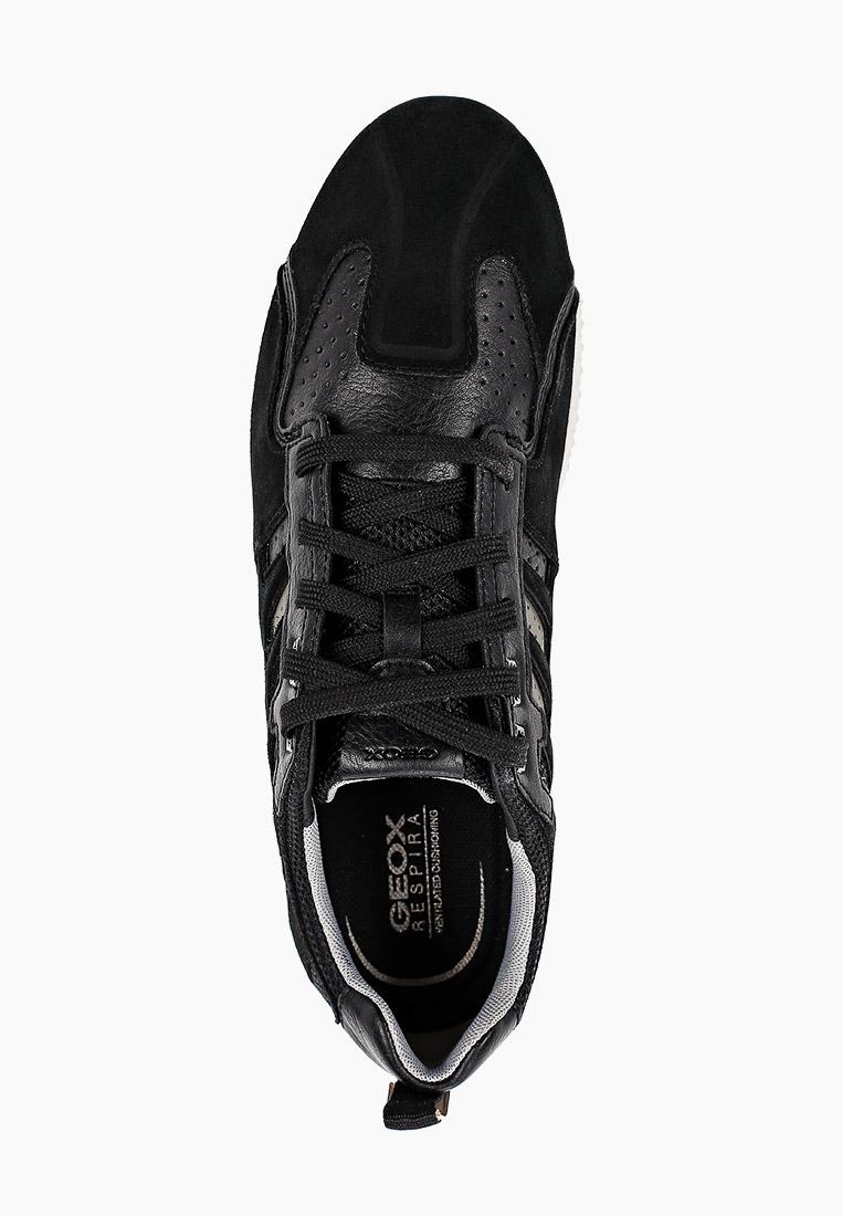 Мужские кроссовки Geox U048DB022BC: изображение 4