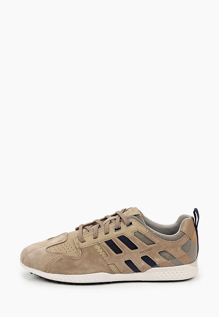 Мужские кроссовки Geox U048DB022FU: изображение 1