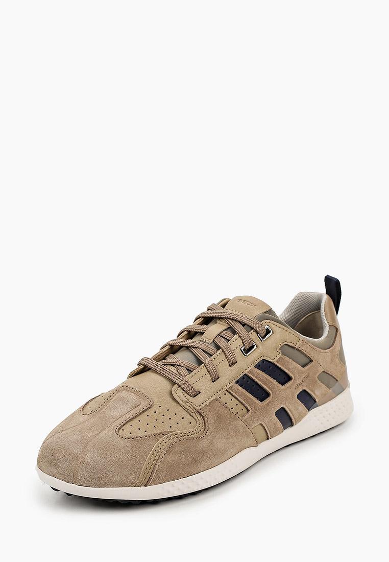 Мужские кроссовки Geox U048DB022FU: изображение 2