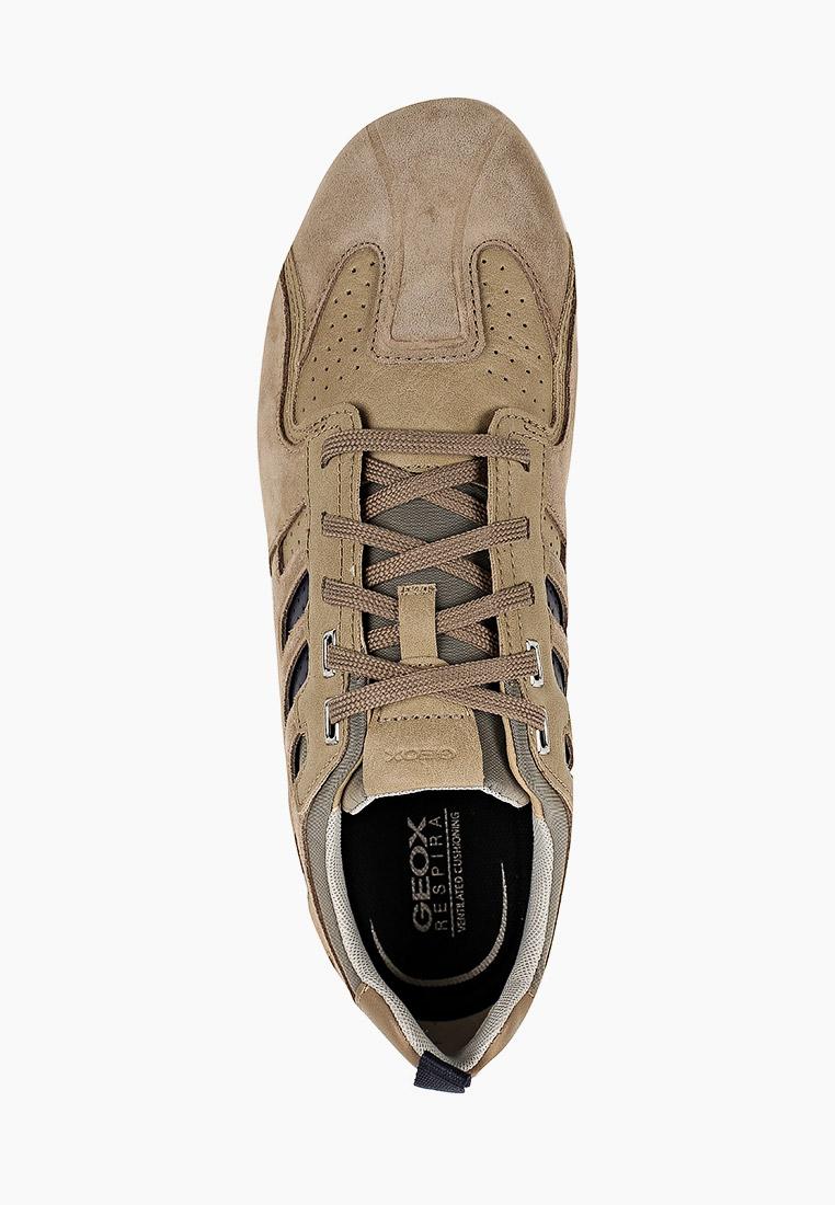 Мужские кроссовки Geox U048DB022FU: изображение 4