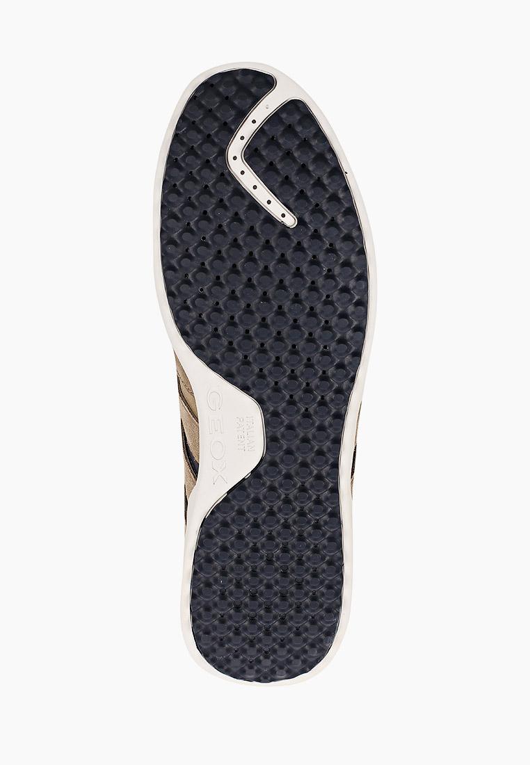 Мужские кроссовки Geox U048DB022FU: изображение 5