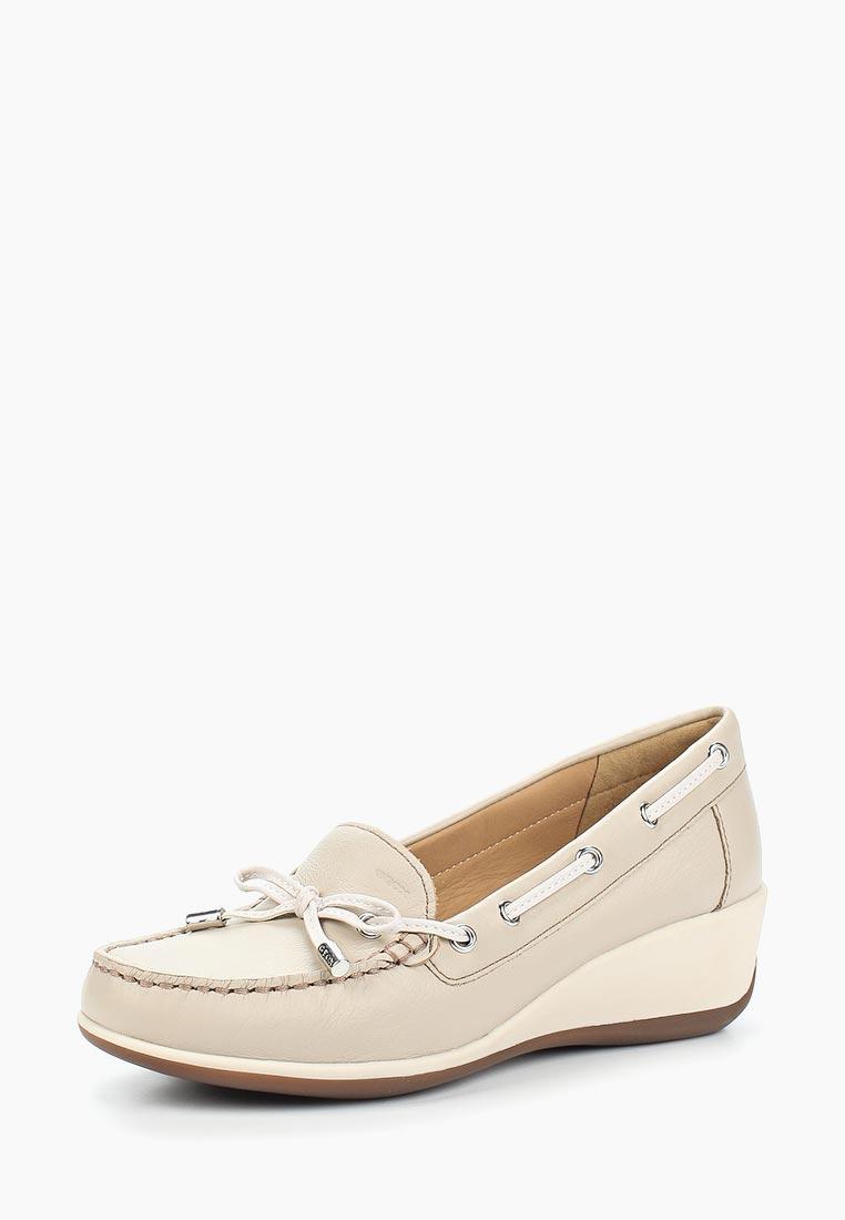 Женские туфли Geox D621SA00085C6738