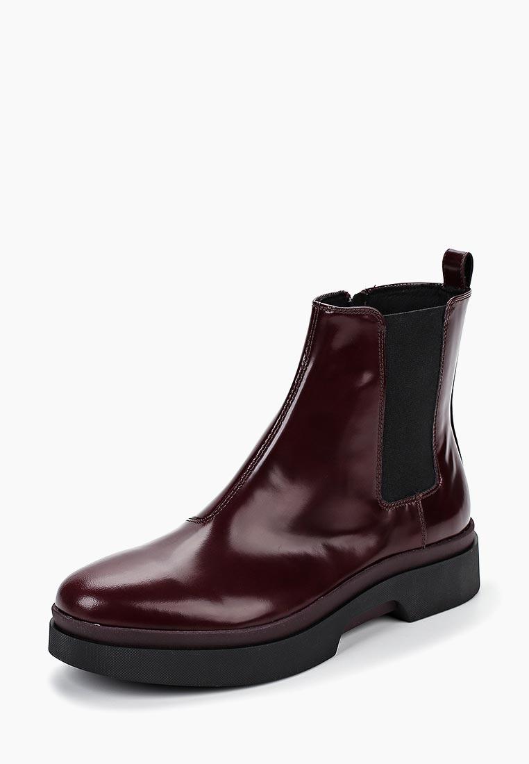 Женские ботинки Geox D849WC00038C7357