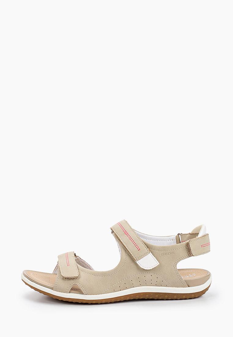 Женские сандалии Geox D52R6A000EKC6029