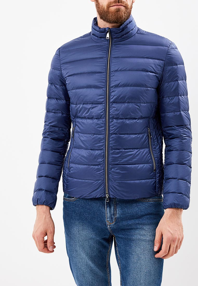 Утепленная куртка Geox M8425DT2449F4440