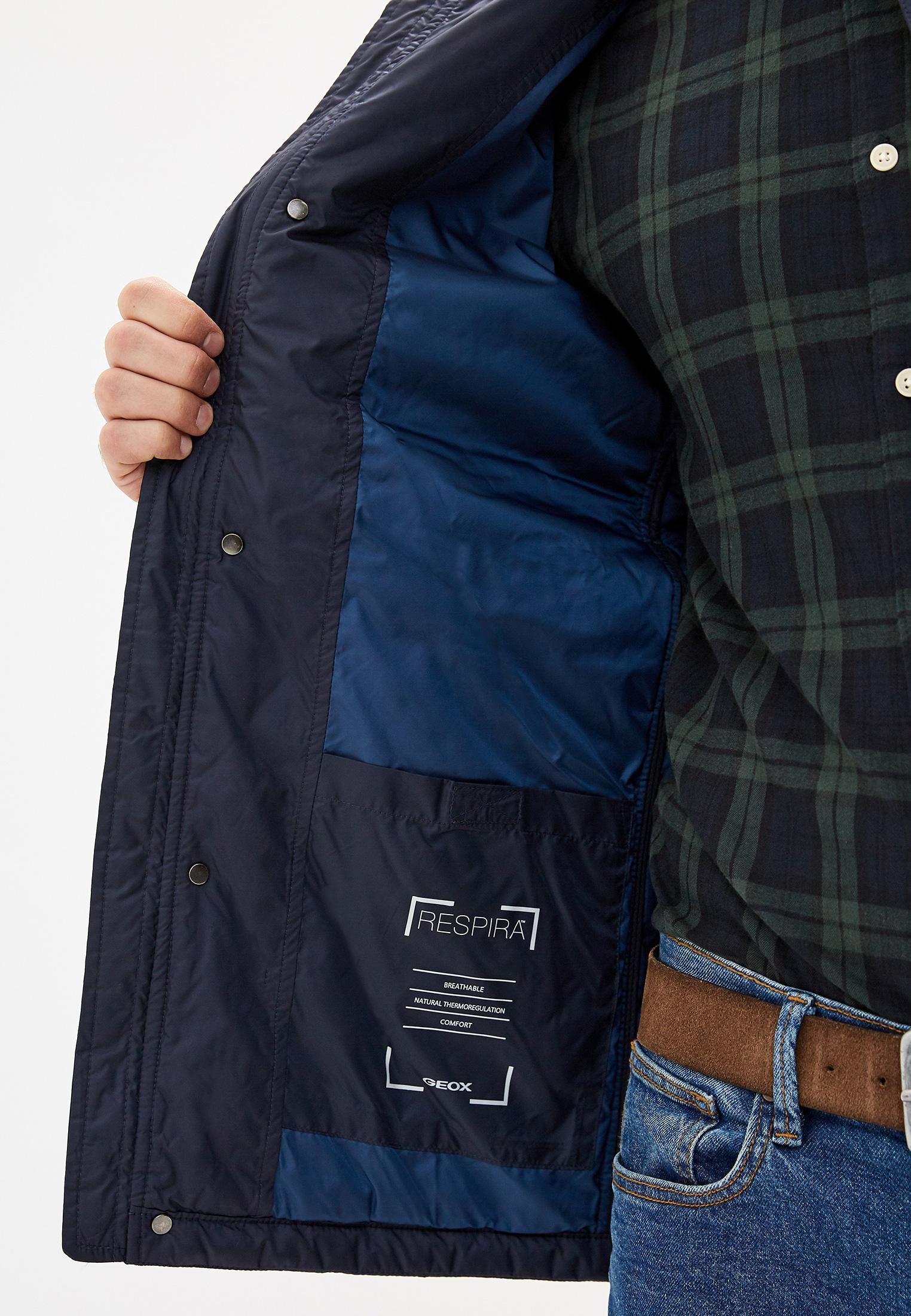 Утепленная куртка Geox M9420NT2582F4386: изображение 5