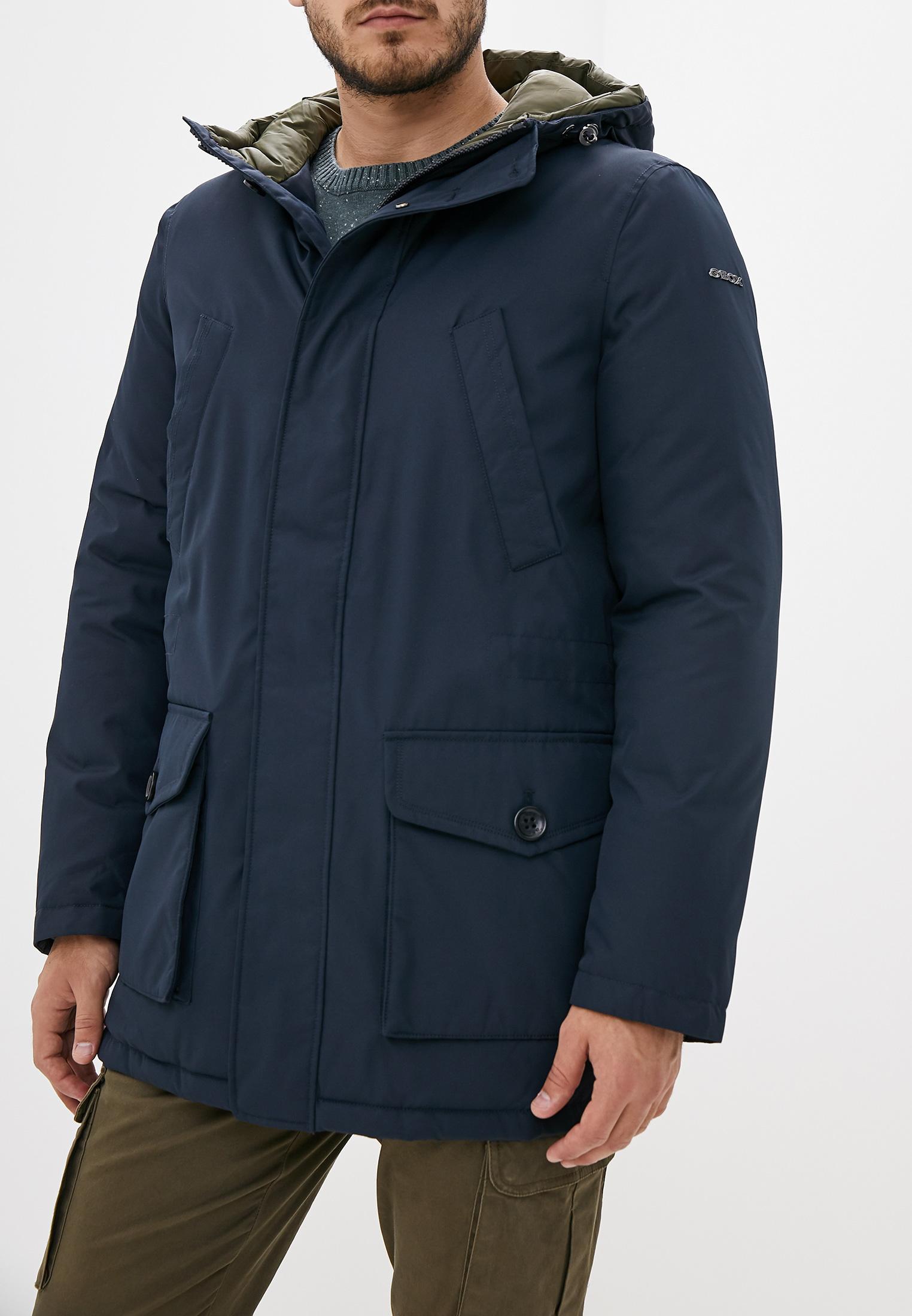 Утепленная куртка Geox M9428RT2594F4386