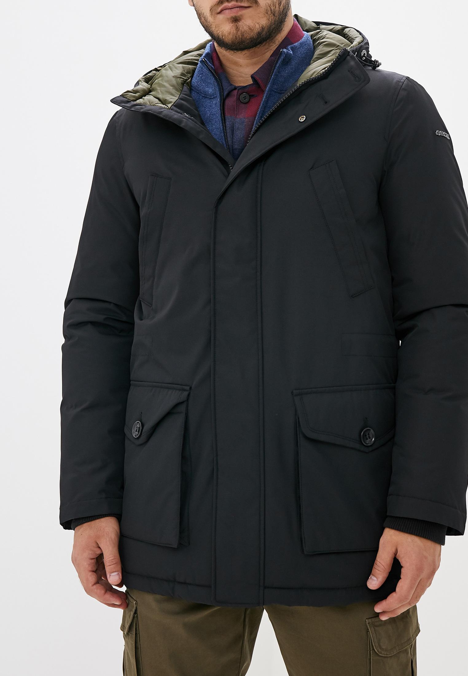 Утепленная куртка Geox M9428RT2594F9000