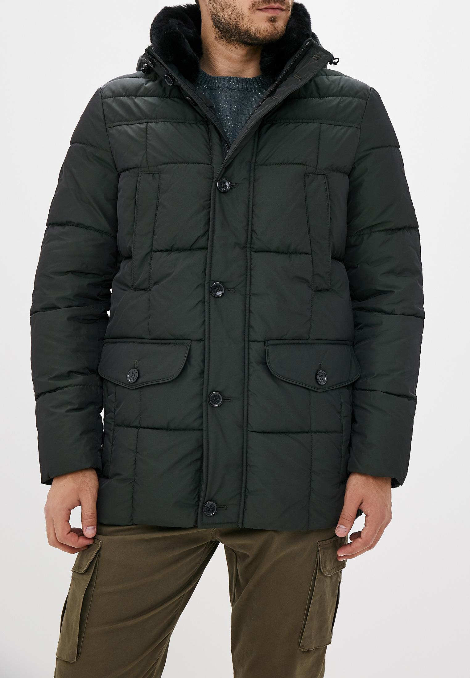 Утепленная куртка Geox M9428ZT2503F3211