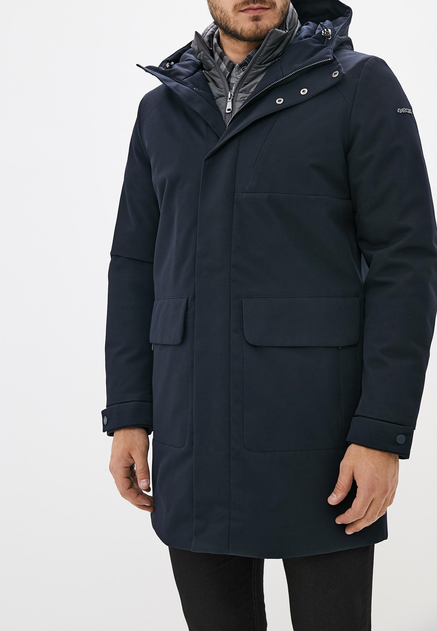 Утепленная куртка Geox M9421PT2702F4480