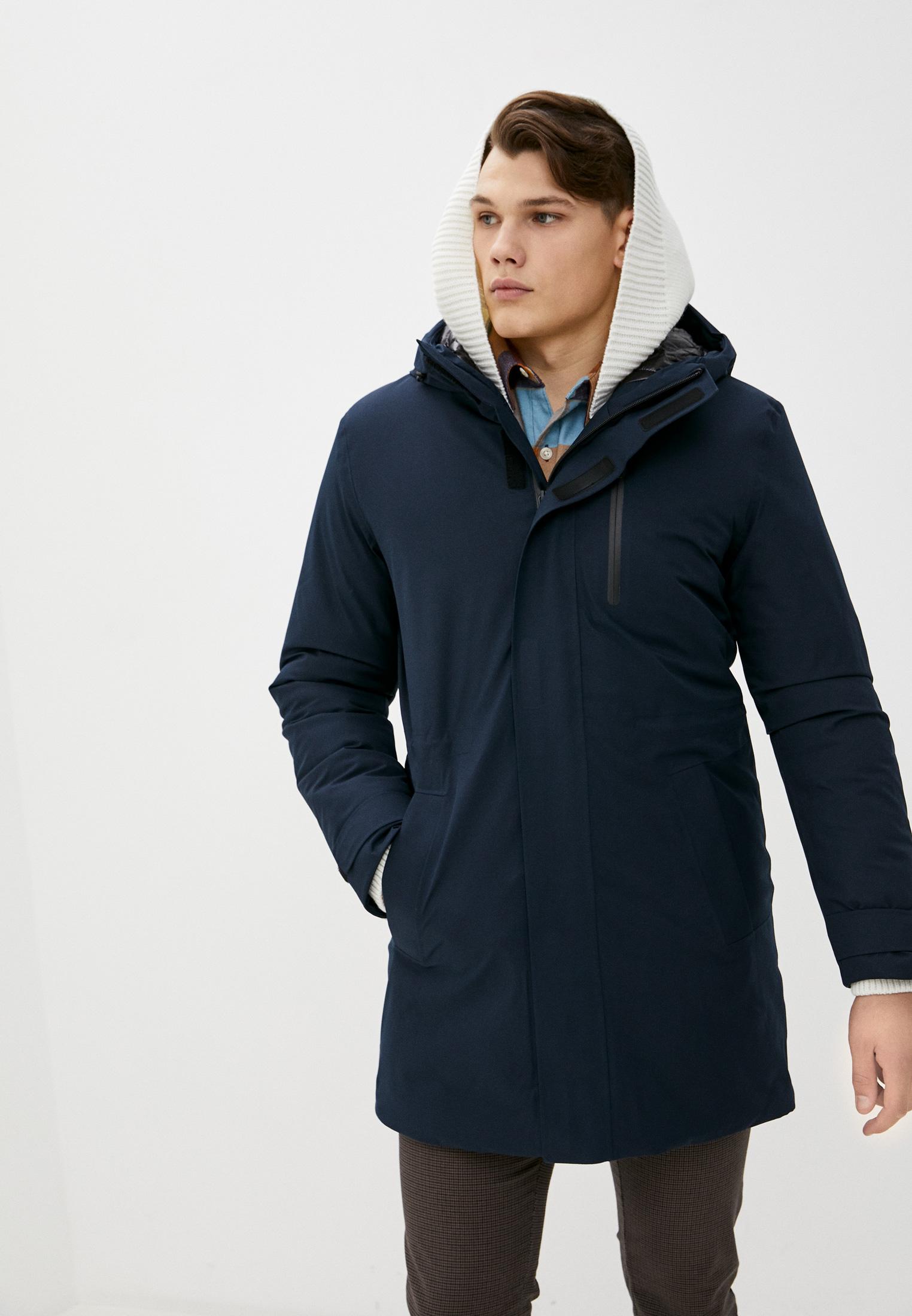 Утепленная куртка Geox M0421DT2552F4386