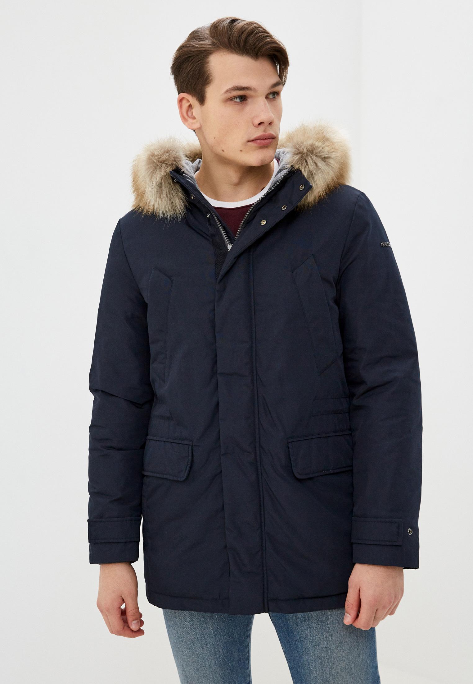 Утепленная куртка Geox M0428FT2451F4386