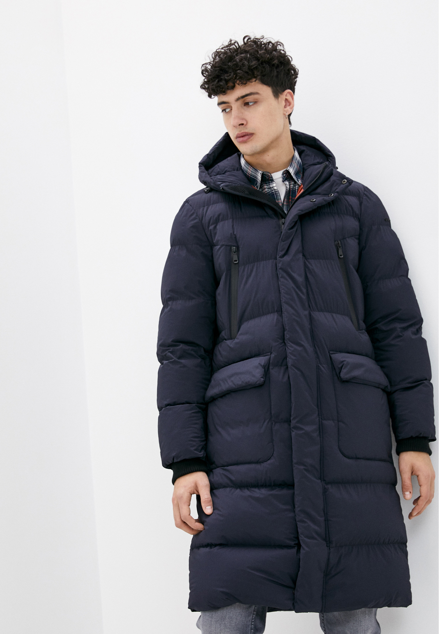 Утепленная куртка Geox M0429CT2706F4386