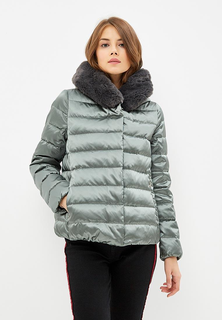 Утепленная куртка Geox W8425NT2411F3188