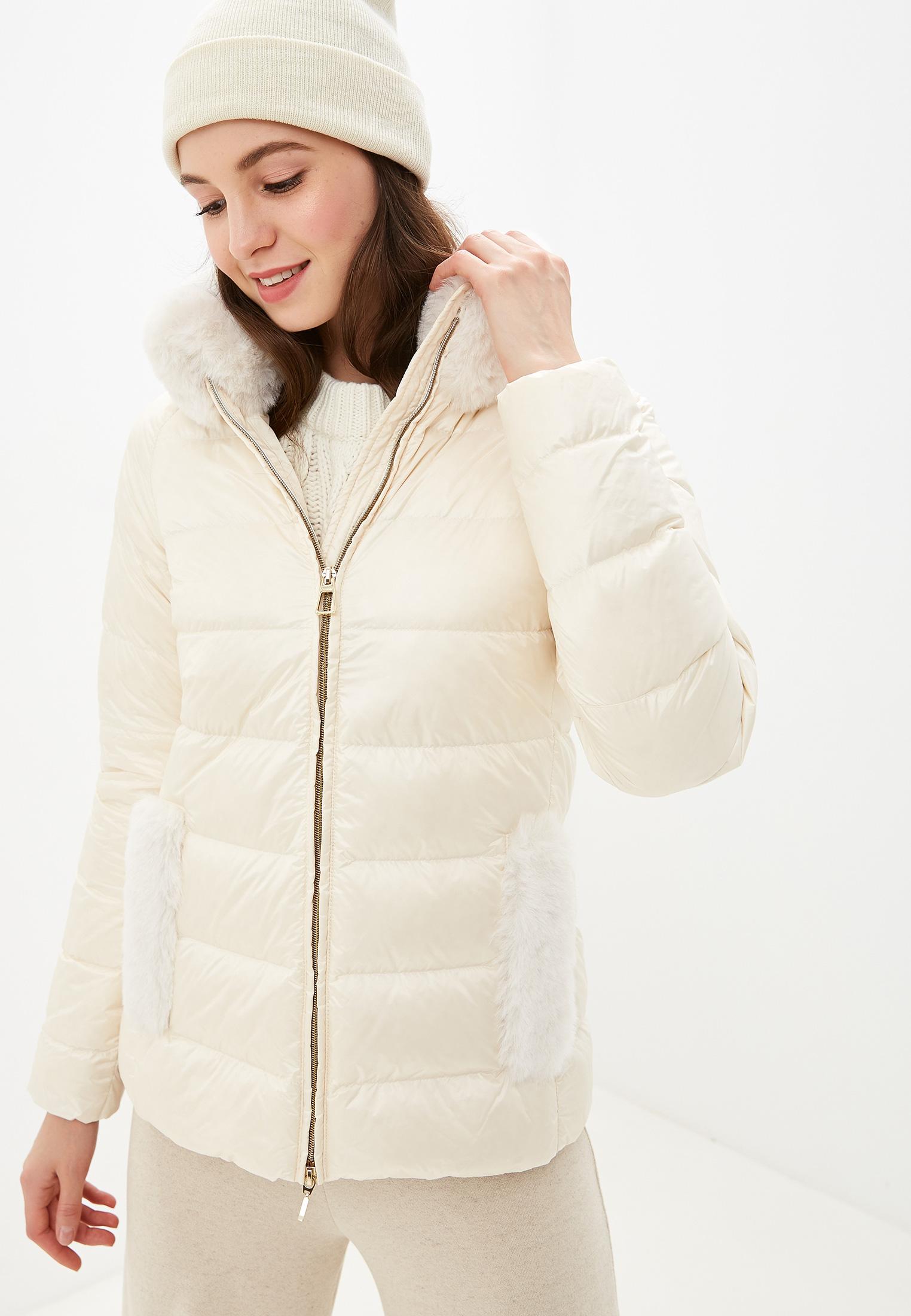 Утепленная куртка Geox W9425FT2562F1477