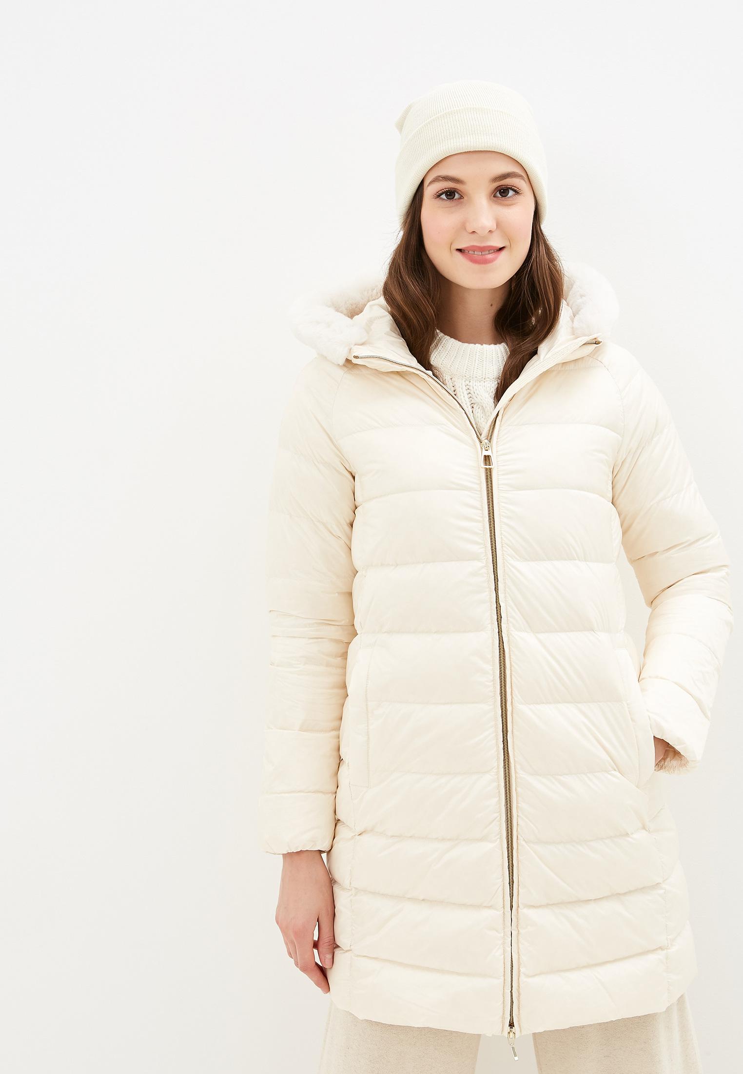 Утепленная куртка Geox W9425JT2562F1477
