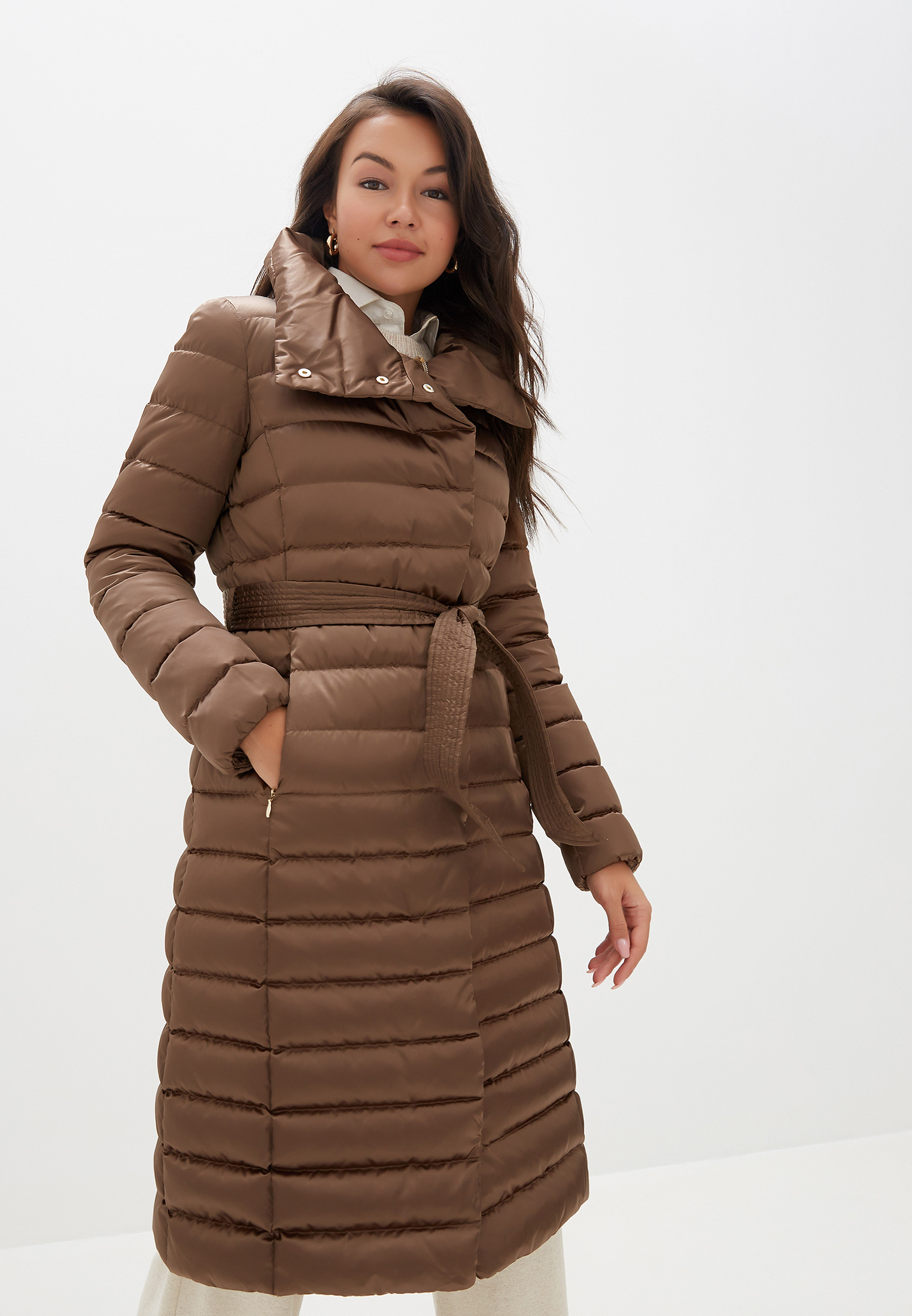 Утепленная куртка Geox W9425QT2411F6185