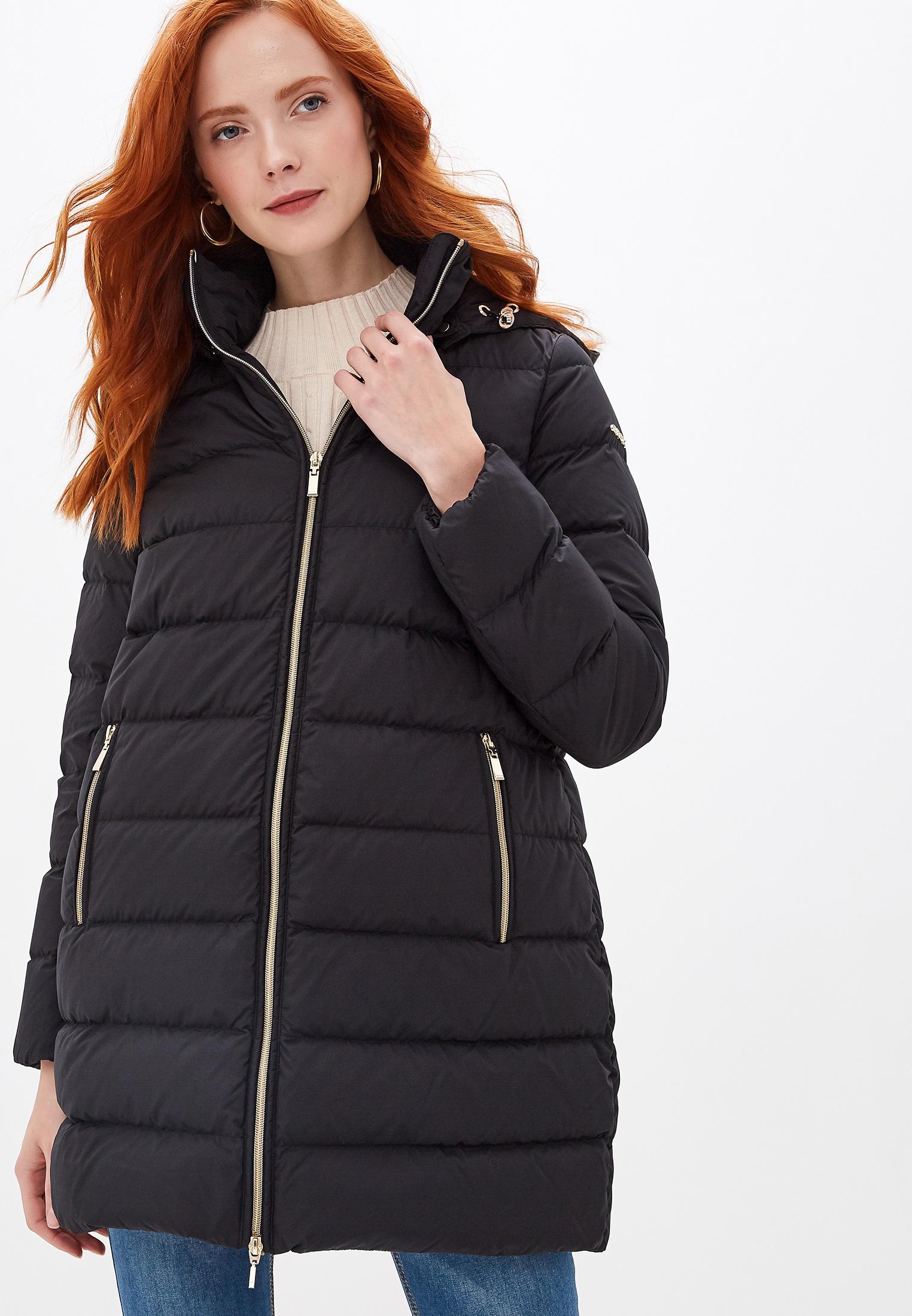 Утепленная куртка Geox W9425UT2570F9000