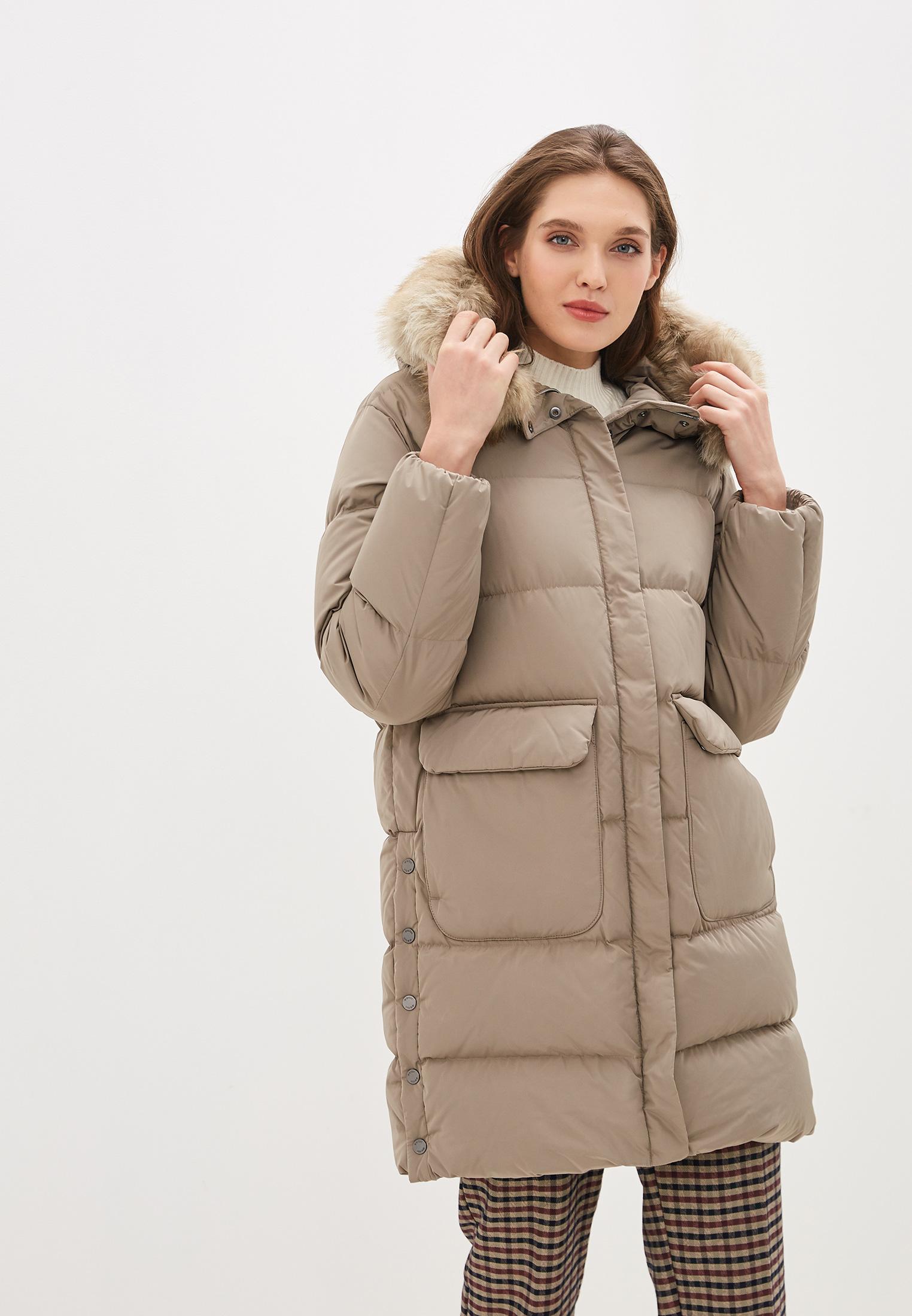 Утепленная куртка Geox W9425VT2506F5178
