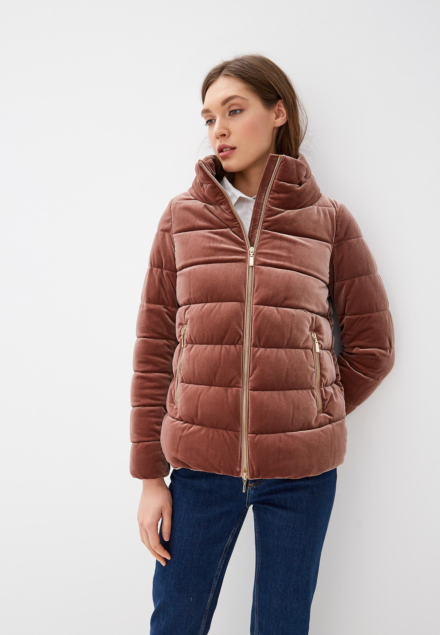 Утепленная куртка Geox W9428YT2568F8254
