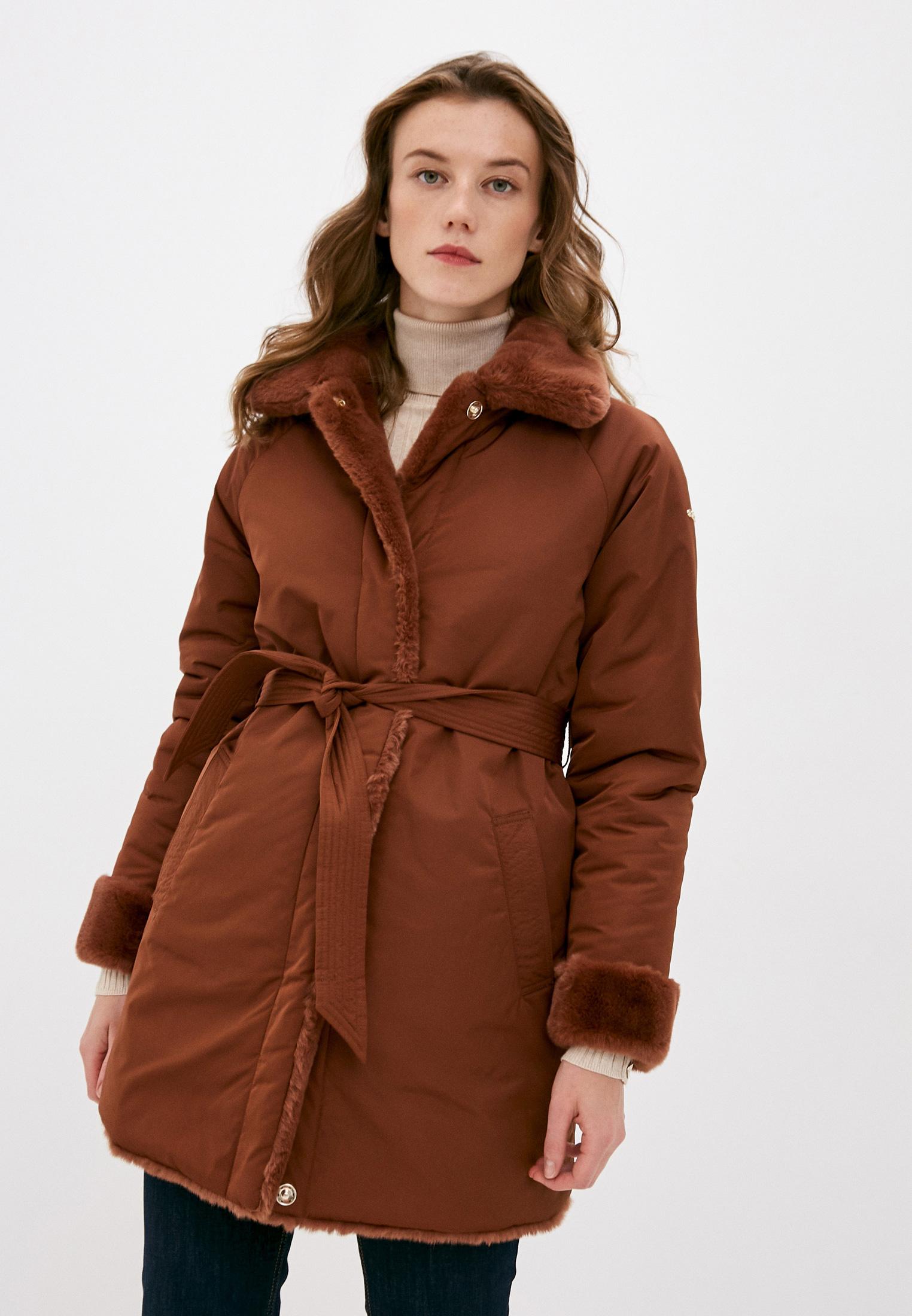 Утепленная куртка Geox W0420FTC140F6194