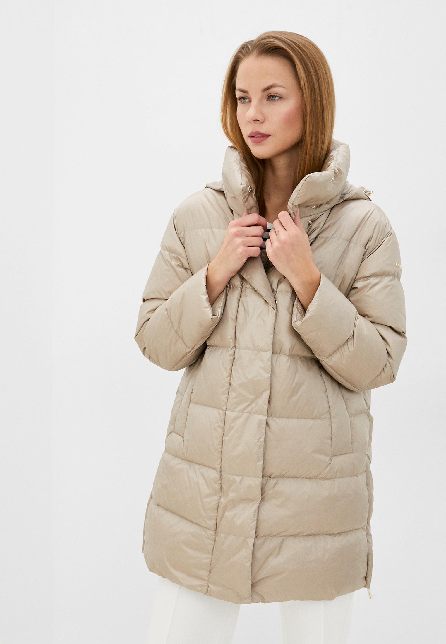 Утепленная куртка Geox W0425JT2412F5186