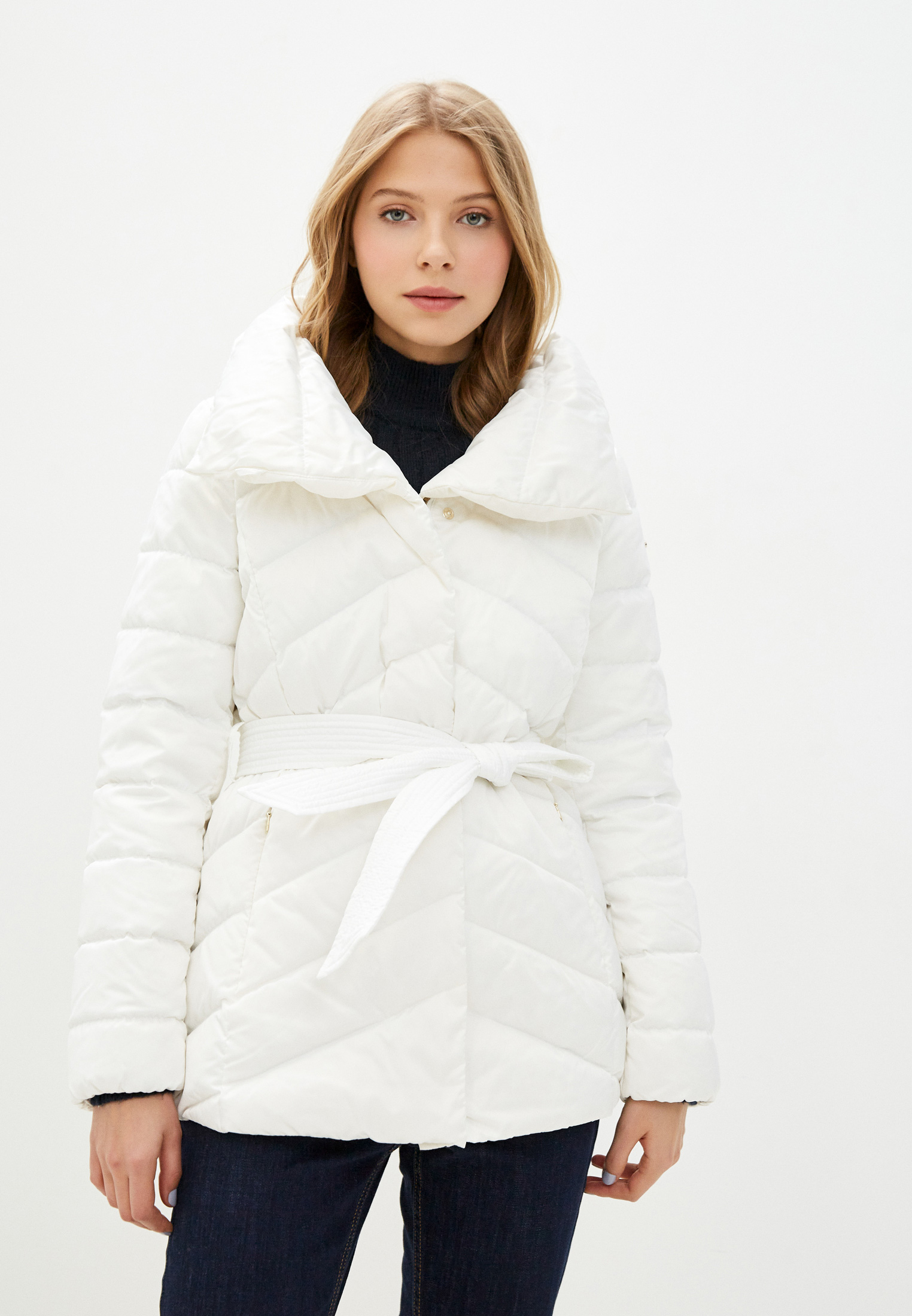 Утепленная куртка Geox W0425PT2655F1499