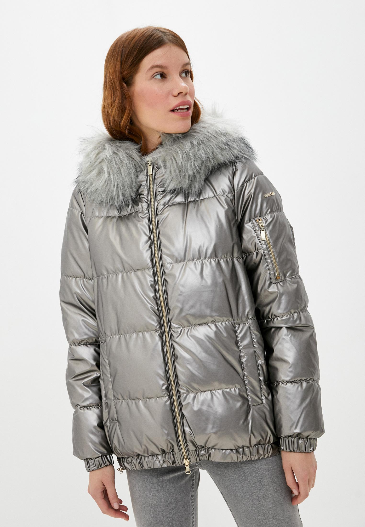 Утепленная куртка Geox W0428ST2658F1010