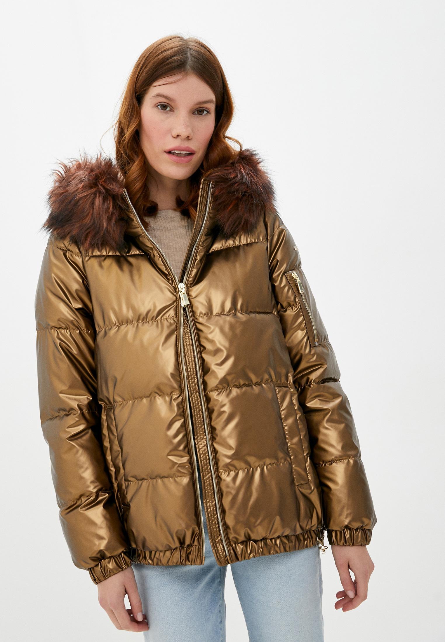 Утепленная куртка Geox W0428ST2658F6018