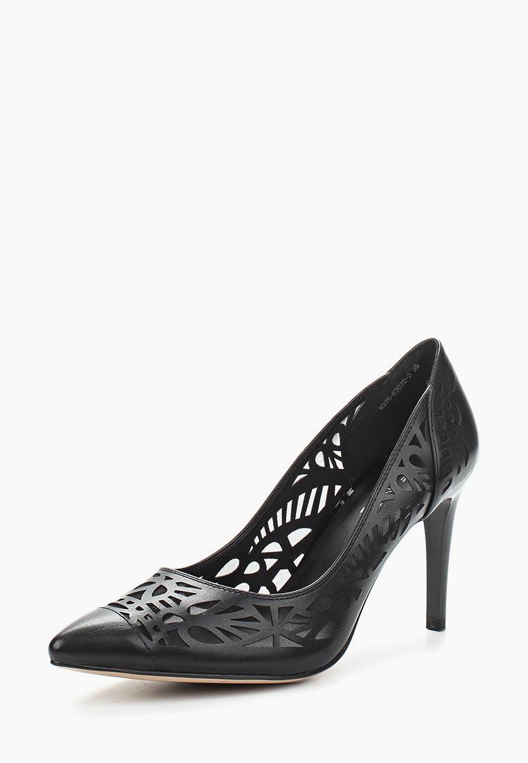 Женские туфли Gene N375-E7072-3(K3899+T2665+R2689)
