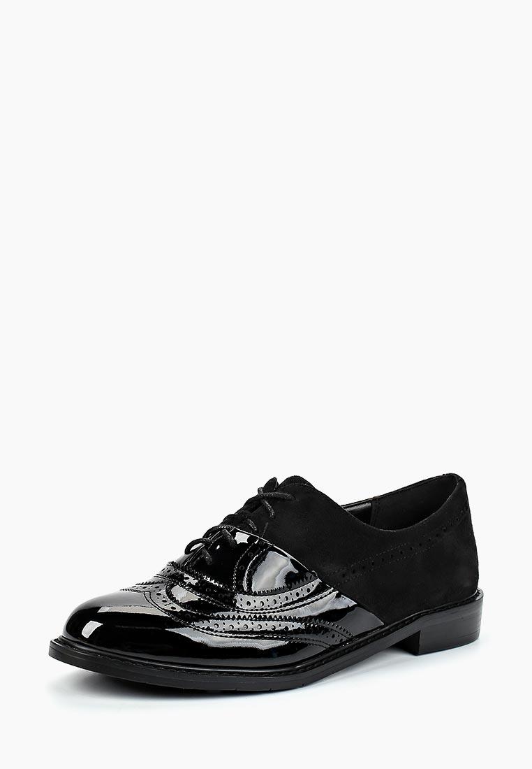 Женские ботинки Gene M507-E61467-2 (R2689+R6753)