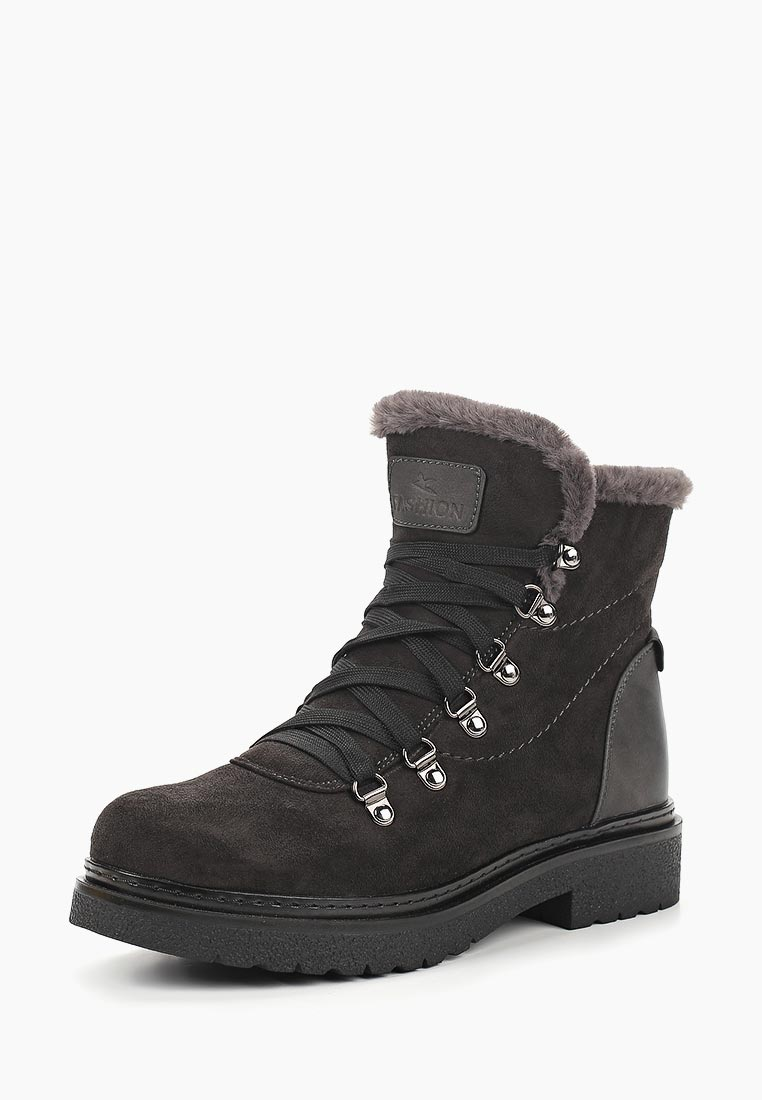 Женские ботинки Gene V442-Z93308-6M-3(Q) (K5097+K5237)