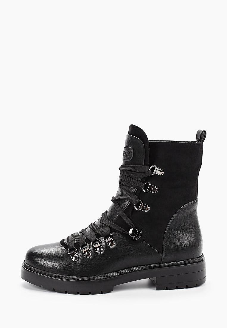 Женские ботинки Gene V992-H8112-R-2