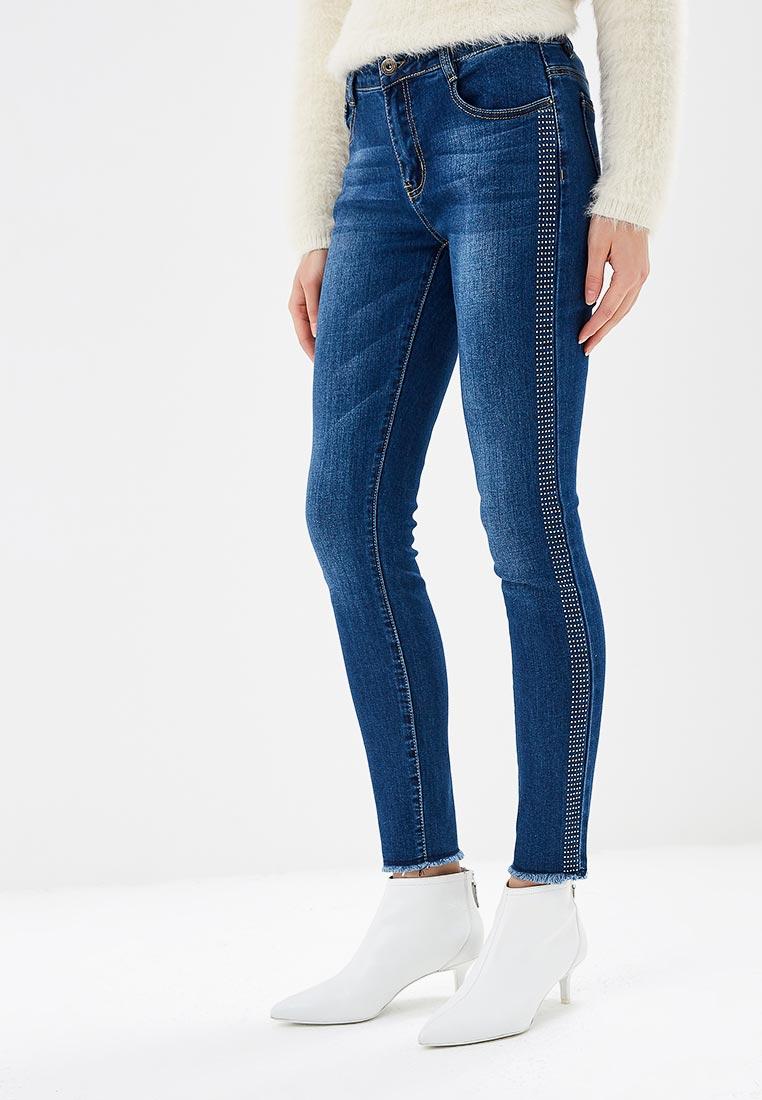 Зауженные джинсы G&G B014-T186