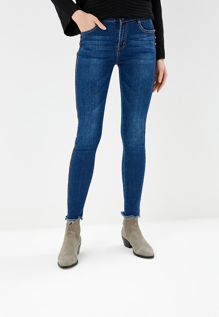 Зауженные джинсы G&G B014-T190