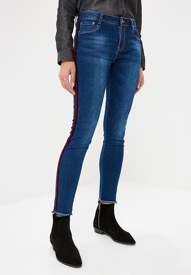 Зауженные джинсы G&G B014-T200